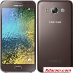 Samsung E5 E500 MT6572 5.1 firmware flash file Download