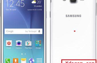 Samsung J7 SM-J700H Clone All firmware flash file Download
