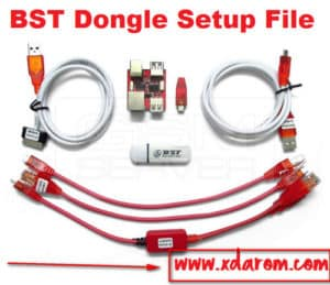 BST Dongle Setup File