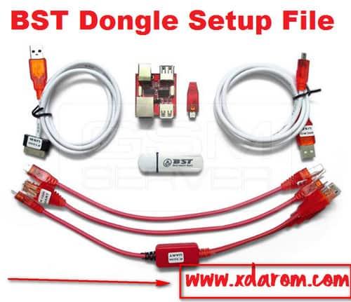 BST Dongle Setup File