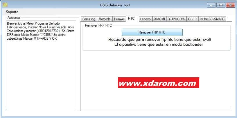 DG Unlocker Tools All FRP Lock Bypass 2020 Download