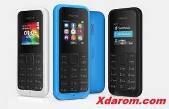 Nokia 105 RM-1133 flash file Download