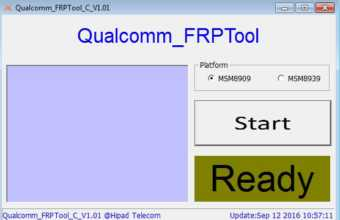 Qualcomm FRP Reset Tools Download