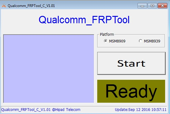 Qualcomm FRP Tool | Remove FRP Lock Qualcom Devices