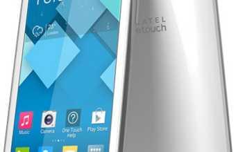 Alcatel 5037E OneTouch POP C5 Firmware Flash File Download