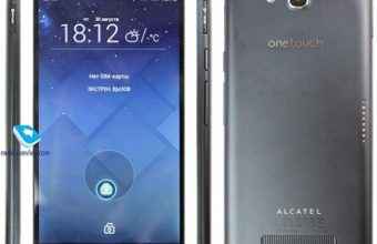 Alcatel OneTouch Hero 2 8030Y Firmware Flash File Download