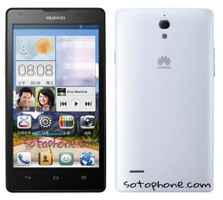Huawei Ascend G700 U10 Stock Rom Firmware Flash File