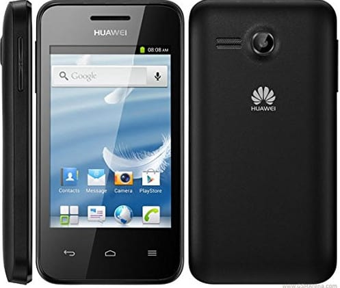 Huawei Ascend Y220 Flash File