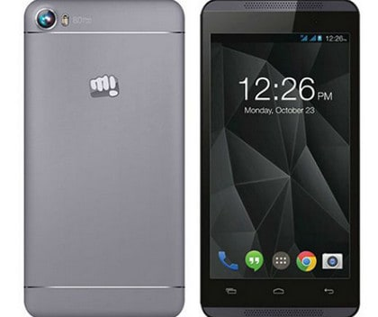 Micromax A107 MT6582 5.0 Lollipop Firmware Flash File