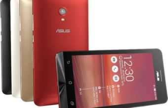 Asus ZenFone 6 A601CG V4.3 Firmware Flash File