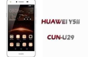 Huawei CUN-U29 B124 100% Tested Firmware Flash File