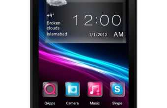 Qmobile A11 Note MTK6577 100% Tested Firmware Flash File