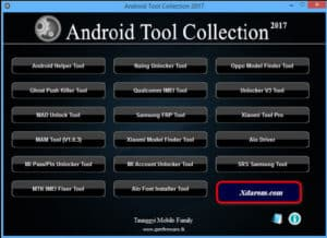 Android Tools Collection 2017