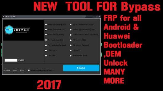 FRP Bypass Tool 2018