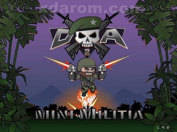 Mini Militia Mod APK