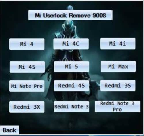 OMH Mi Userlock Remove Tool V1 100% Tested Full Free Download