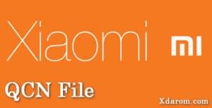 Xiaomi Mi QCN File