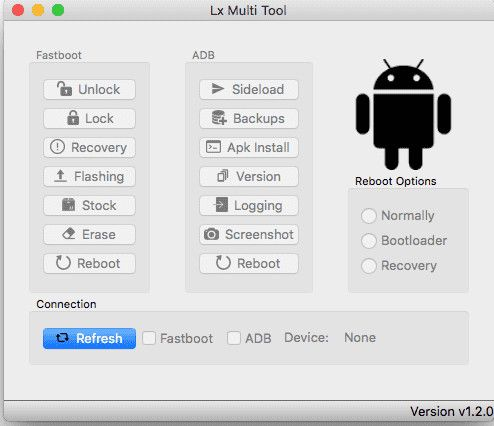 Download LX Android Tool