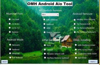 OMH Android Tool V1 100% Tested Free Download