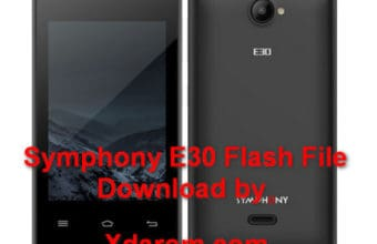 Symphony E30 Firmware Flash File Download Without Password