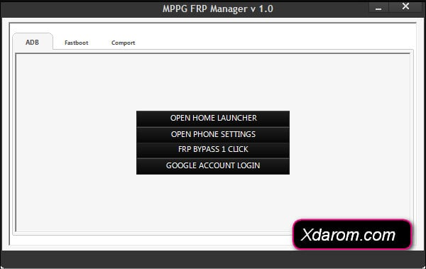 Samsung FRP Manager Tool V1.0 All Samsung FRP Bypass 2020