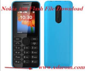 Nokia 108 Flash File