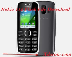 Nokia 112 Flash File