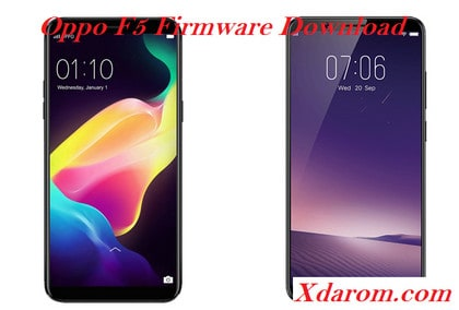 Oppo F5 Firmware (CPH-1723) 100% Tested Download