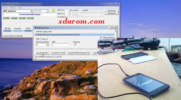 Maui Meta 3G IMEI Repair Tool Latest Version Free Download