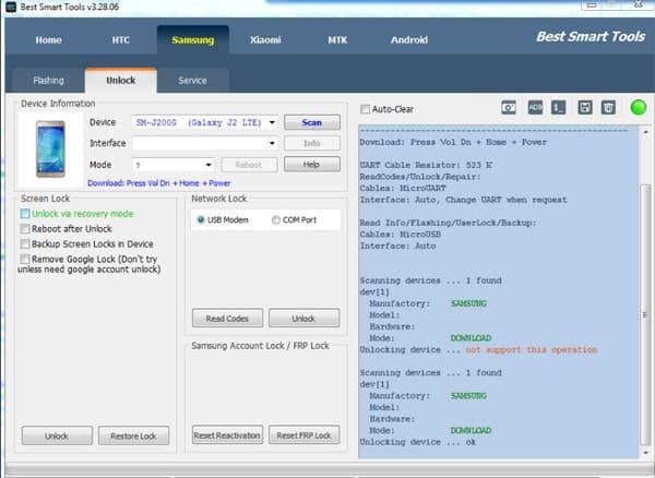 Samsung J2 FRP File Download for Google Account Unlock   XDAROM COM