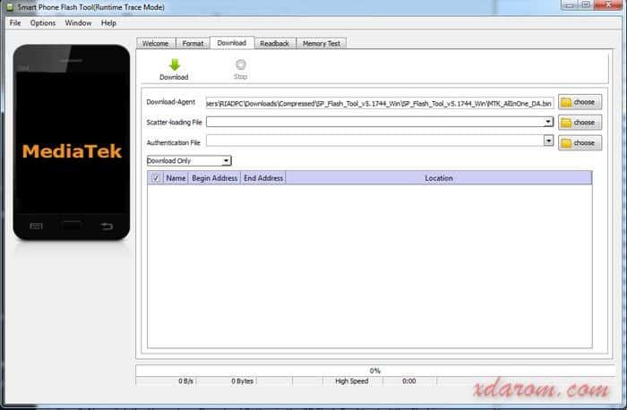 Download Smartphone Flash Tools