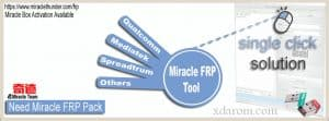 Miracle Box FRP Tool