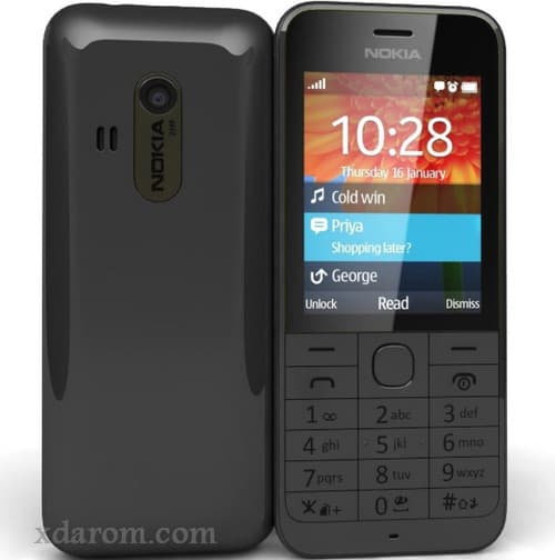 Nokia RM 969 ( 220 ) Flash File Download All Version