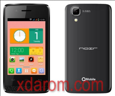 Qmobile X11 Flash File Firmware (MT6572) 100% Tested Download