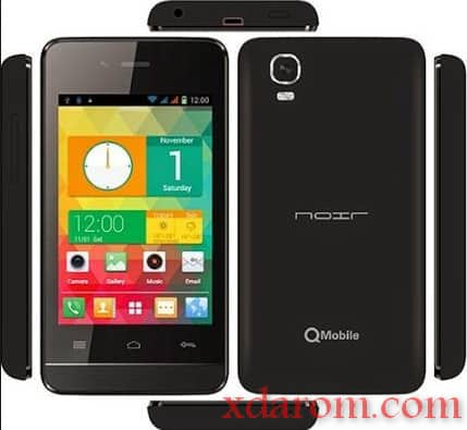 Qmobile X2 Flash File Firmware 100% Tested Download
