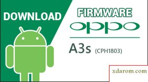 OPPO A3S Firmware