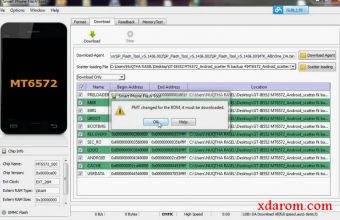 How to Fixed (PMT Changer for the Rom Must Be Download)