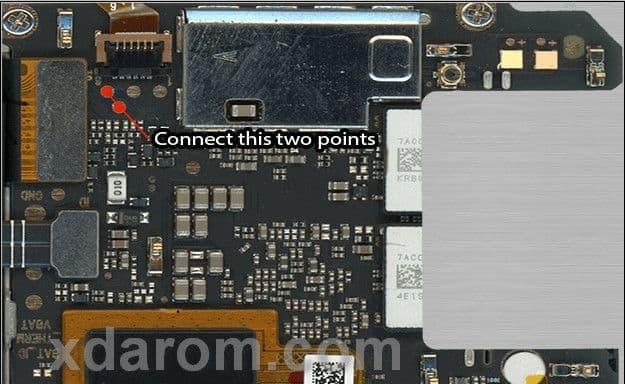 Xiaomi MI A1 Test Point