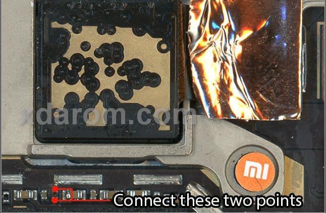 Xiaomi MI A2 Test Point