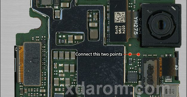 Xiaomi Redmi 4X Test Point