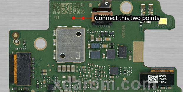 Xiaomi Redmi 5A Test Point