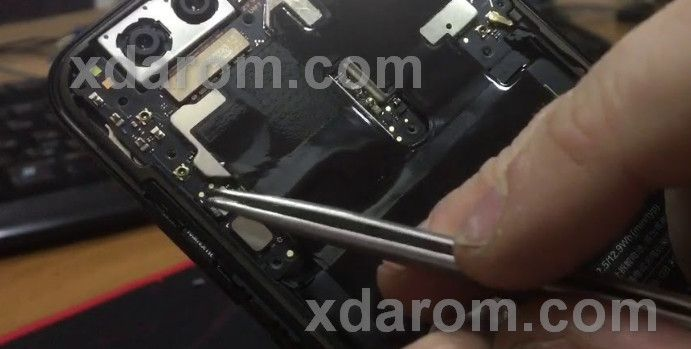 Xiaomi Redmi 6A Test Point