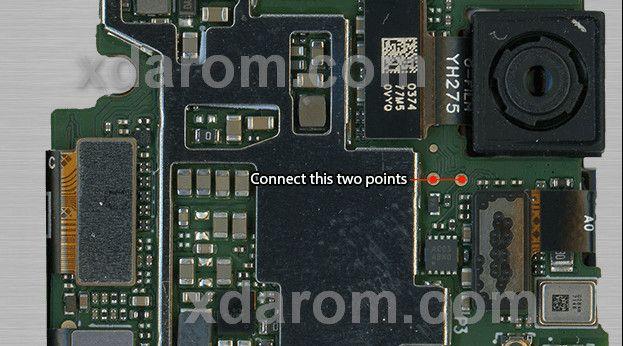 Xiaomi Redmi Y1 Test Point