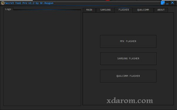 Samsung,MTK,Qualcomm Flasher