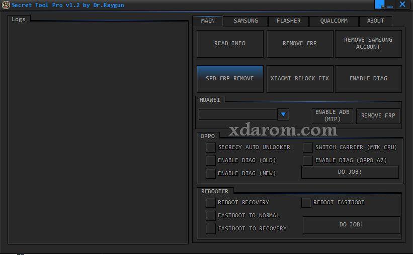 Secret Tool Pro V1.2 Crack {FRP Removal Tool} Download