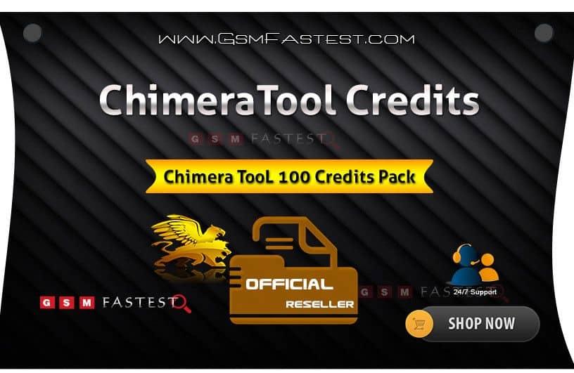 Chimera Tool Credits System