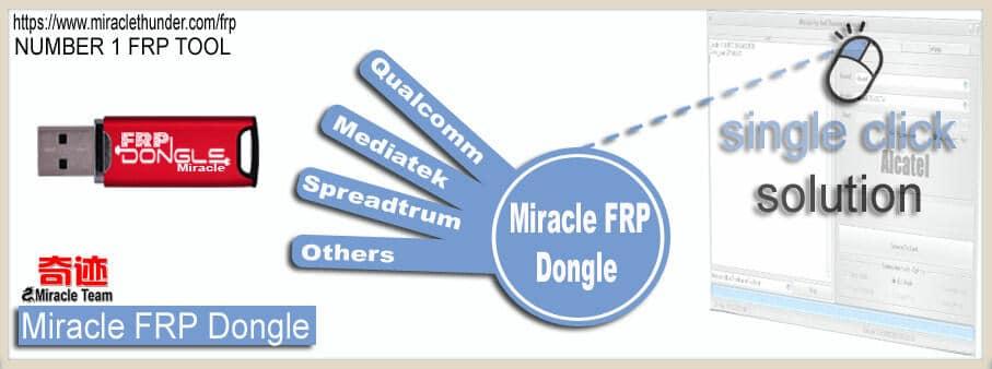 Miracle Box FRP Tool