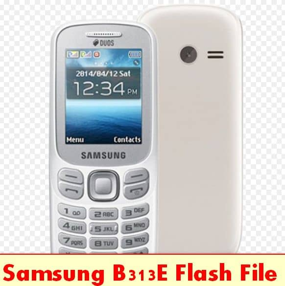 Samsung B313E Flash File Download With Flash Tool