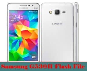 Samsung G530H Flash File