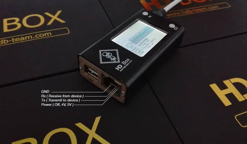 HDBOX Setup File